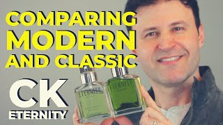 NEW CK Eternity Parfum for men 2019 Fragrance Review | MAX FORTI