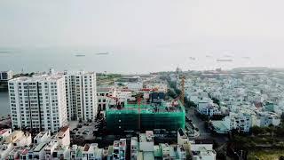 Tiến độ dự án Phú Tài Residence tháng 05-2020 || PKD : 0981331057