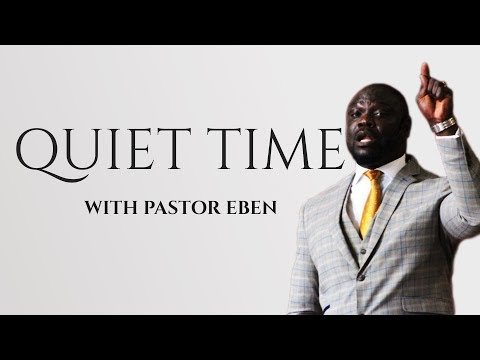 Pastor Eben - My Faith Has Found a Resting Place