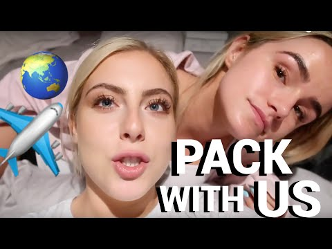 PACK/CHAT WITH US | SYD AND ELL