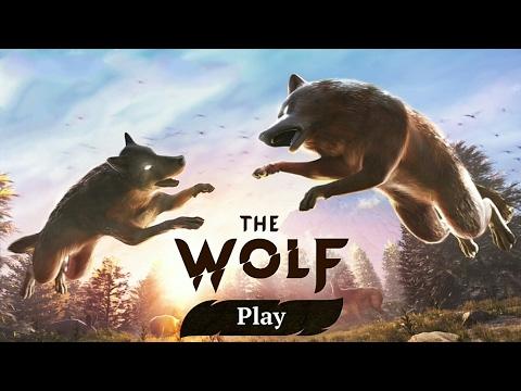 Симулятор волка с красивой графикой?Обзор игры•The Wolf