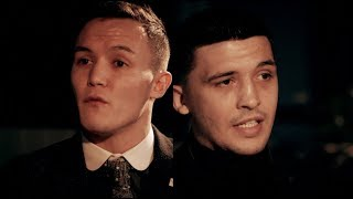 LEE SELBY v JOSH WARRINGTON - *FACE TO FACE* - (FULL HD VERSION) / SAT 19th MAY 2017 (ELLAND RD)