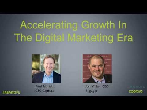 [Webinar] Accelerating Growth In The Digital Marketing Era