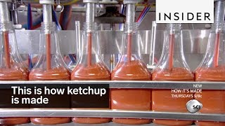 This is how ketchup is made