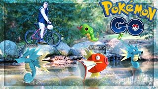 POKEMON GO BIKE ADVENTURE!