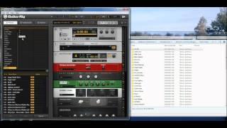 Guitar Rig 5 presets (скачать 300 пресетов)