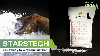 [K-Tech Green Solutions] Eco-friendly Deicing Manufacturer 'STARSTECH'