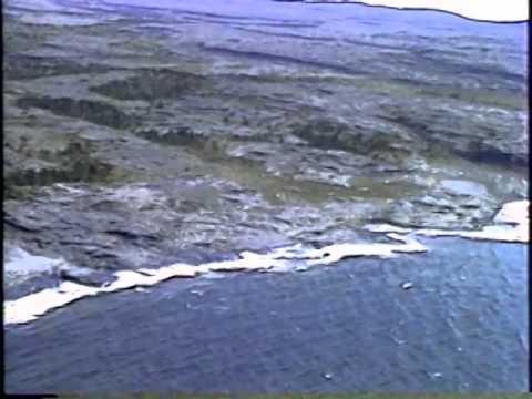 Aerial Survey, Part 3  Rapids on  Petite  Riviere de  La  Baliene and along coast to between  Rivier
