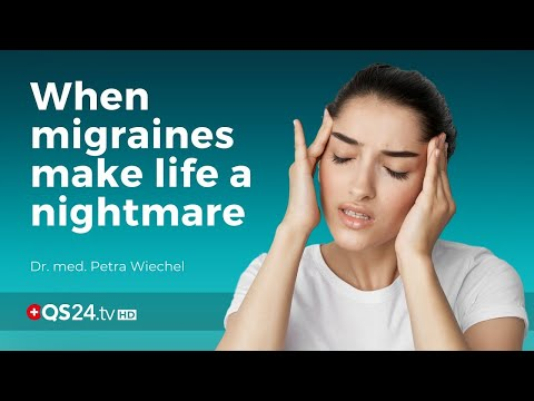 When migraines make life a nightmare