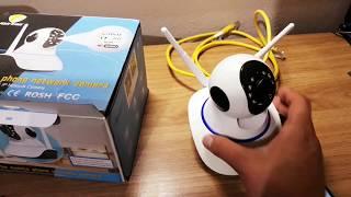 Como Instalar minha câmera  yyp2p e yoosee baba eletronica  facil e prático (VIDEO 1)