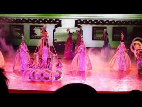 Dancing performance in Shenzhen China