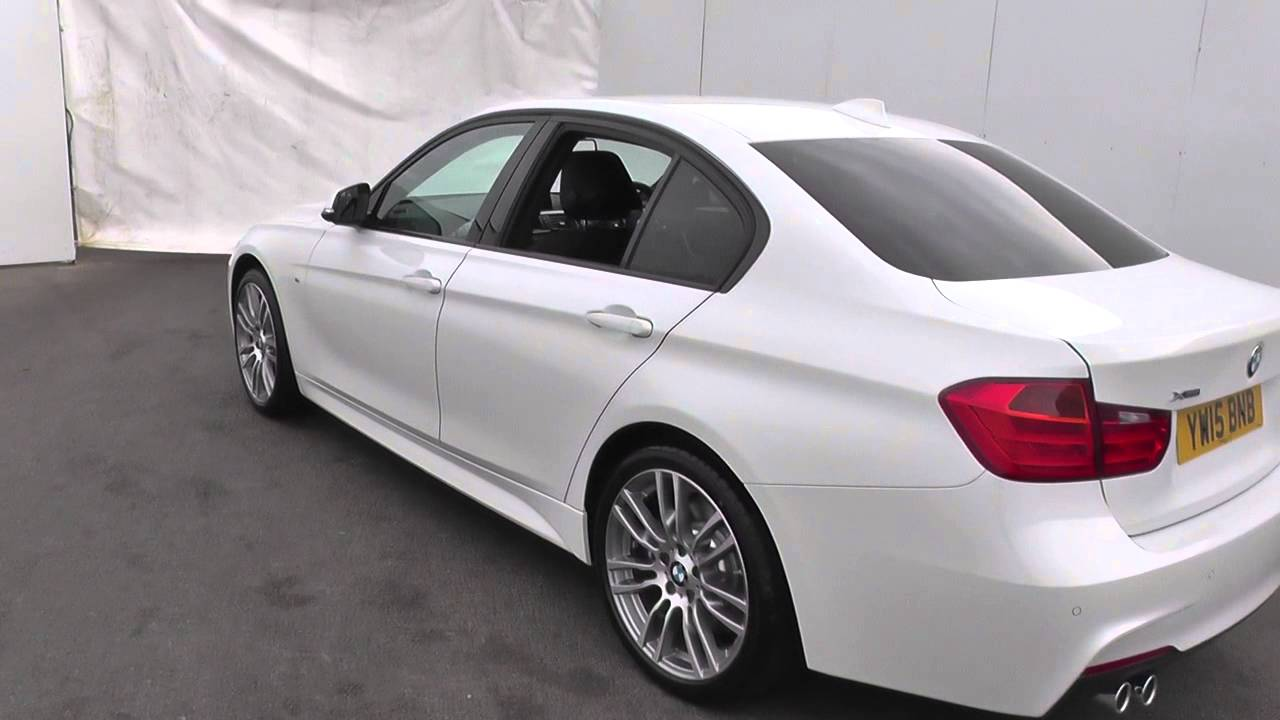 bmw 3 series saloon f30 330d xdrive m sport saloon n57t z3hn u14986 youtube. Black Bedroom Furniture Sets. Home Design Ideas