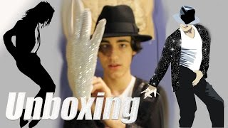 Michael Jackson Billie Jean, Jacket and Glove | UNBOXING & REVIEW