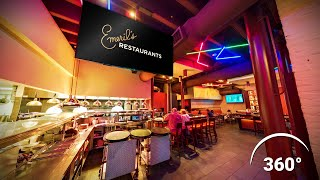 Emerils Pizza Cooking Experience