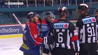 Highlights: EBEL, 29. Runde: KHL Medvescak Zagreb vs. Fehervar AV19 0:5