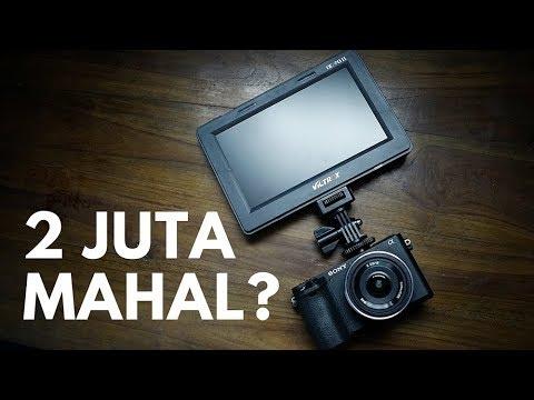 LCD External, Kameramu Jadi Bisa Selfie