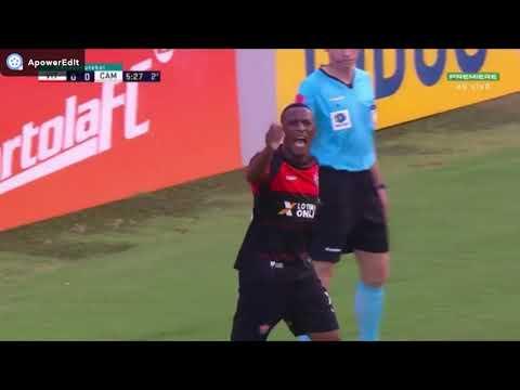Vitória 1 x 0 Atlético MG   Melhores Momentos e Gol  Campeonato Brasileiro 26 08 18
