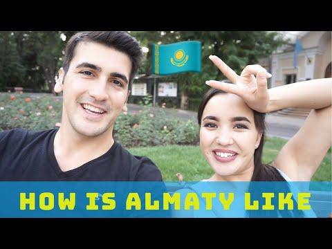 What to Do, Almaty Kazakhstan 🇰🇿
