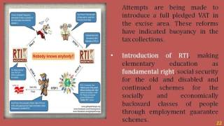 Liberalization and Economic Policies