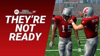 NCAA Football 11 Dynasty vs Idaho | Season 1, Game 1