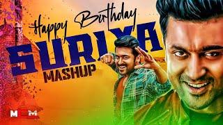 Suriya Birthday Mashup 2020 | Whatsapp Status | July 23 | Mcm Creations | Nadippin Nayakan