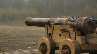 У Швеції дали залп з точної копії гармати XVII століття (новости) http://9kommentariev.ru/