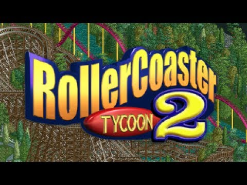 RollerCoaster Tycoon 2 - The Community Playday - Live Tomorrow