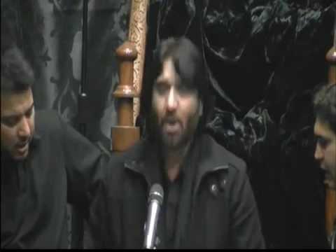 Syed Nadeem Sarwar :: BANDA THO GUNAHGAR HAI :: 2nd  Muharram 2011 Bustan e Zehra London