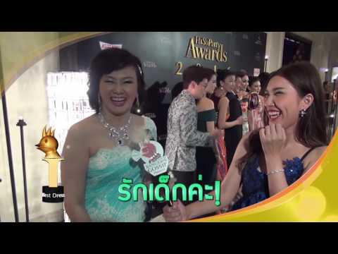 Bangkok Gossip ตอน รางวัลชุดดีเด่น On air 14/9/59