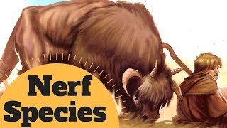 What is a Nerf-Herder? - Nerf Species Lore - Star Wars Canon & Legends Explained
