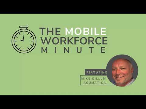 Mike Gillum, What is your advice for companies and workers feeling threatened by technology?
