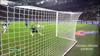 Juventus 4-2 Sampdoria