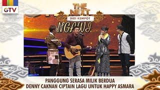 Panggung Serasa Milik Berdua Denny Caknan Ciptakan Lagu Untuk Happy Asmara The Next Didi Kempot MP3