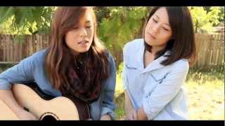 Девушки потрясающе поют под гитару=)