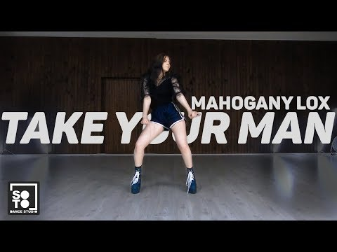 TAKE YOUR MAN - MAHOGANY LOX I Rini Choreography