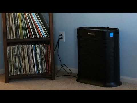Honeywell True HEPA Allergen Remover 465 sq Ft HPA300 Review