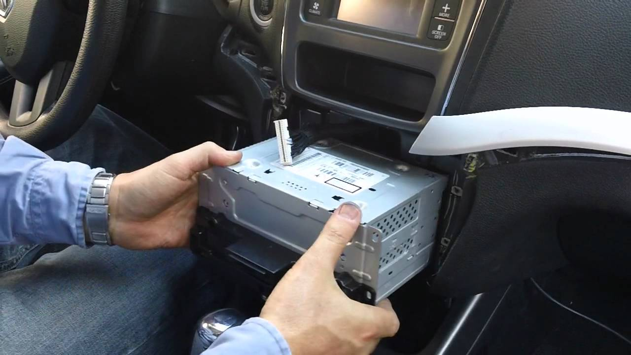 Dodge Journey Navigation System Instalacion Del Uconnect