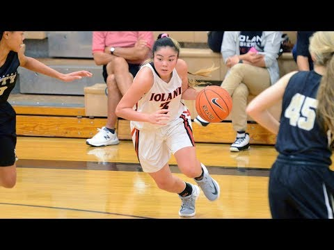 ILH Girls Division I Basketball -- Mid-Pacific at