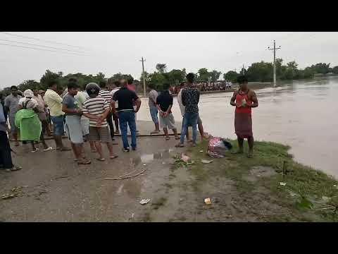 Nepal Flood 2017 (Rautahat) Raw Video