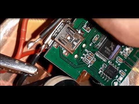 Reparar botón de volumen de bocina bluetooth