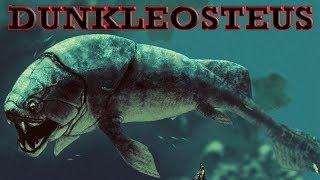 Dunkleosteus - dewoński król oceanów