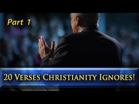 20-verses-christianity-ignores!-(part-1)