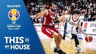 Lebanon v Korea - Highlights - FIBA Basketball World Cup 2019 - Asian Qualifiers