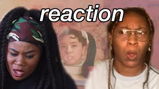 """people reacting to the """"weird"""" part on numbers by melanie martinez"""