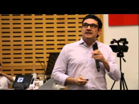 Fernando Avila Rencoret discovers his moonshot project