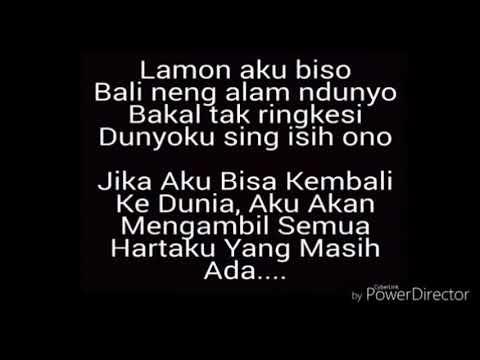 Free Download Saben Malam Jumat Ahli Kubur Mulih Nang Omah Mp3 dan Mp4