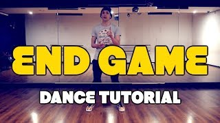 DANCE TUTORIAL   Taylor Swift - End Game ft. Ed Sheeran, Future   Andrew Heart choreography