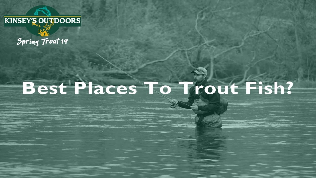 10 Best Places to Fish in Pennsylvania – Kinsey's Outdoors
