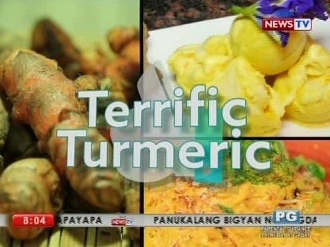 GoodNews: Terrific Turmeric!