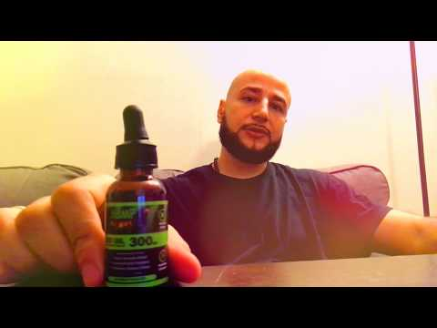 Hemp Bombs 300MG CBD Peppermint Flavor Vape Oil Review